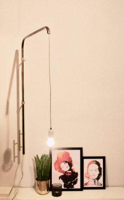 multifunctioneel, lamp, design, ontwerp, verlichting, simpel, rvs, staal