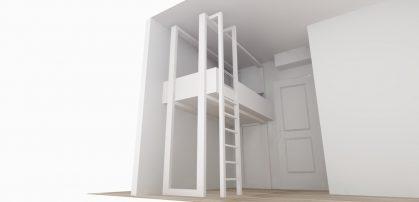 slaapkamer-hoogslaper-wit 2017-05-31 18220100000
